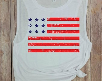 american flag, independence day, forth of july shirt, fourth of july, july 4th, american flag tank, country music tank, flag tank, flag top