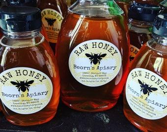 Raw Honey - 2lb