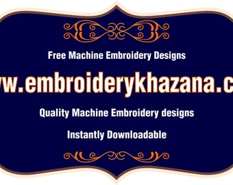 Free embroidery designs,Free Machine Embroidery designs,Nfl embroidery designs