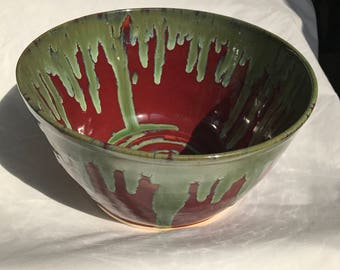 Dripping Seaweed Bowl