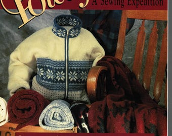 Adventures with Polarfleece: A Sewing Expedition by Nancy Cornwell