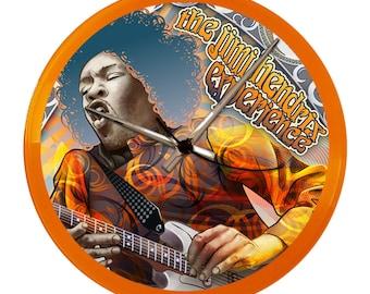 Vinyl wall clock - Jimi Hendrix Experience
