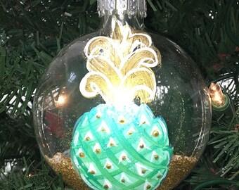 Pineapple ornament  Etsy