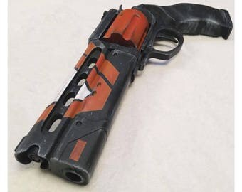 The Devil You Know Battle Worn Destiny inspired Hand Cannon / Cosplay Prop