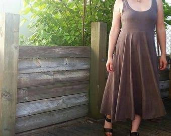 M Wildflower dress (hemp/organic cotton)