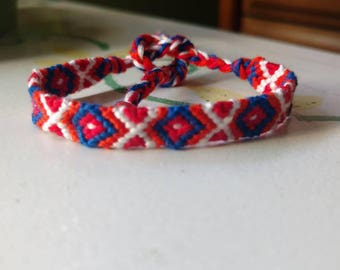XO  Friendship Bracelet
