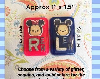 Mickey & Minnie xray markers