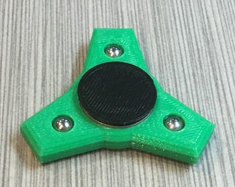 Fidget spinner, Fidget toy, EDC Spinner, Stress Reliever, Anxiety Toy, ADHD Toy, Autism Toy, Fidget Gadget Little Tri!
