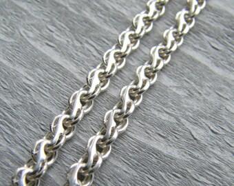 """Silver Chain """"Bismarck-Streamlet"""""""