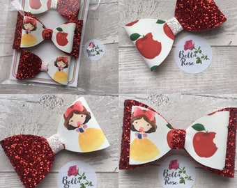 Snow White Bows