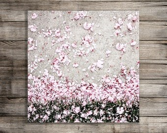 Printable Wall Art, Cherry Blossom Print Flower Photography, Digital Download