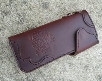 Long Wallet ~ Horween Chromexcel