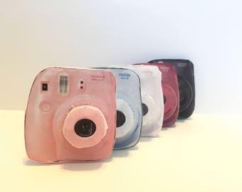 Doll polaroid camera instax mini 8