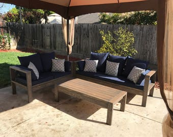 Outdoor Furniture  | Outdoor Couch | Patio Set