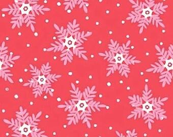 Snowflakes - christmas fabric
