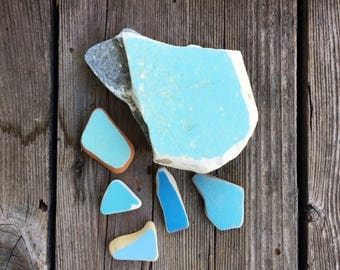 Turquoise SEA POTTERY Collection