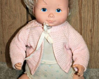 Vintage Fisher Price My Baby Beth Doll 1977