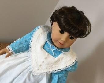 Teal blue dress/ pinafore