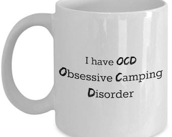 Camping Mug | Camping Coffee mug | Camping Gear