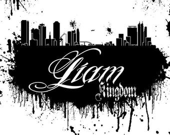 Liam - Kingdom by A.M Johnson inspired soy candle