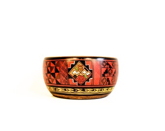 Ethnic Bowl - Handpainted