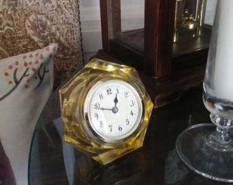 Art Deco Bakelite Clock
