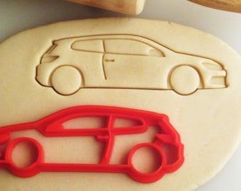 VW Volkswagen Scirocco MK3 Cookie Cutter