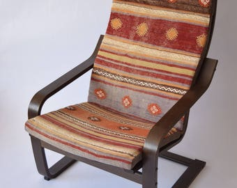 Ikea Poang Rug Slipcover 014