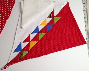 placemats, Kites,rectangles, octagons with napkins