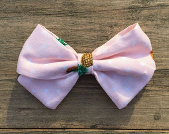 Pineapple Everly Bow