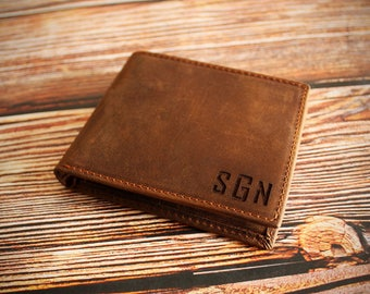 Leather Wallet,Engraved Wallet,Personalized Wallet,Custom Wallet,Mens Leather Wallet,Personalized Mens Wallet,Gifts,Mens,Groomsmen Gift