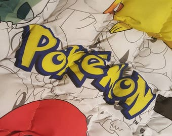 Pokemon Weighted Blanket - Various Weights Available