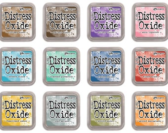 Ranger Tim Holtz Distress Oxides Ink Pad NEW