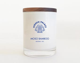 Moso Bamboo | Soy Candle