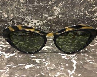 Original 1960's Cat eye Sunglasses