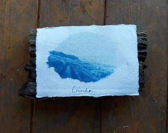 Crimdon Cyanotype
