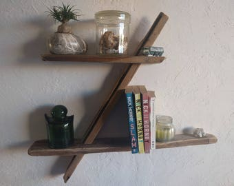 Geometric shelf ii for Decoration murale hipster