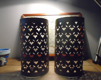 Lampshade - indoor or outdoor - iron on Appliques