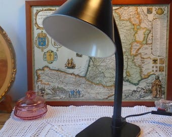 Desk lamp - accent lamp - lamp-reading from the 70s