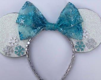 Sparkly Snow Ears