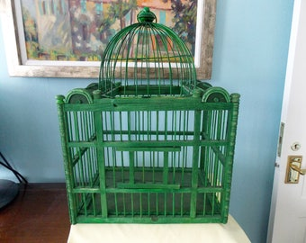 French style Decorative Wooden Birdcage