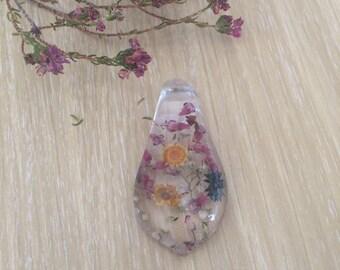 Handmade Acrylic (resin) Pendant (Pingente217)