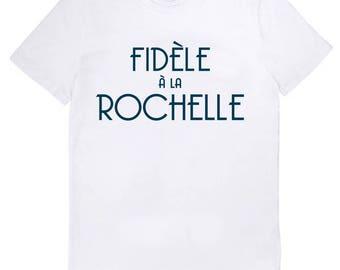 T-shirt - La Rochelle