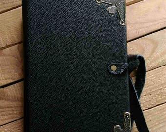 Vintage notebook. Handmade. Grimoire