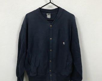 Vintage Champion button Sweatshirt