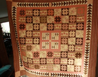 Quilts bed size