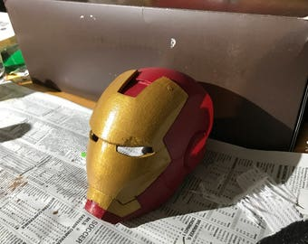 Iron Man Helmet - Life Size Available!