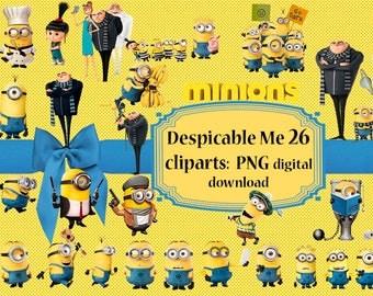 Despicable me, Despicable me Clipart, Despicable me png, design T-shirts, Despicable me appliques, Despicable me Clip Art, Cartoons clipart