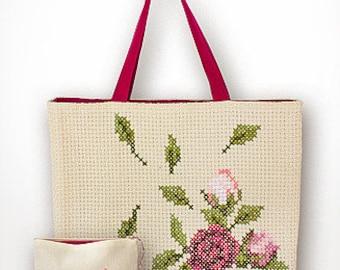 Handbag stitching kit