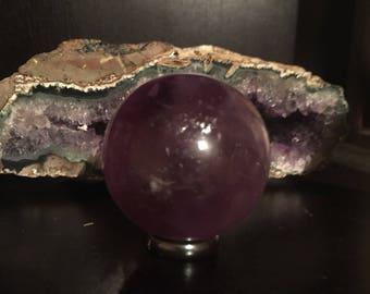 Ameythst sphere